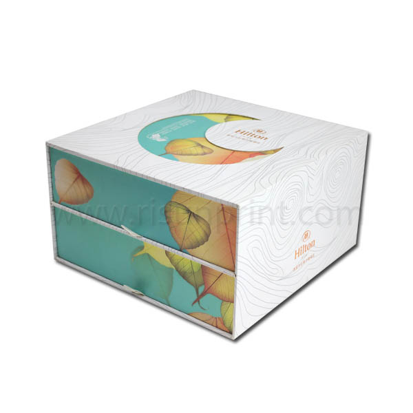 Paper Food Drawer Boxes Factory