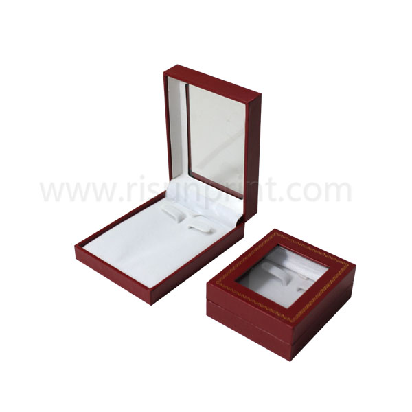 Pastic Jewelry Box For Long Necklaces