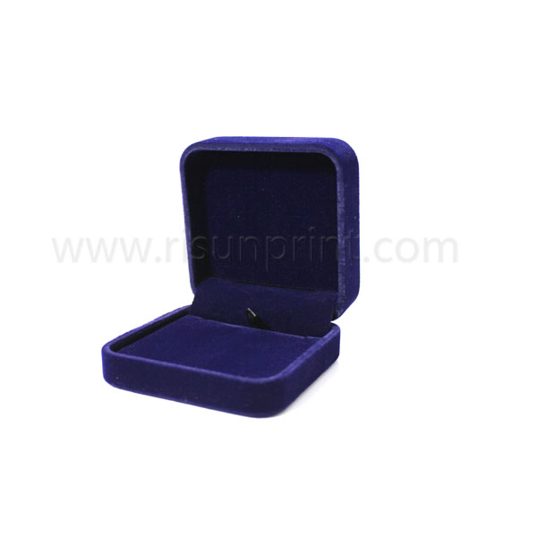 Blue Gift Boxes For Jewelry