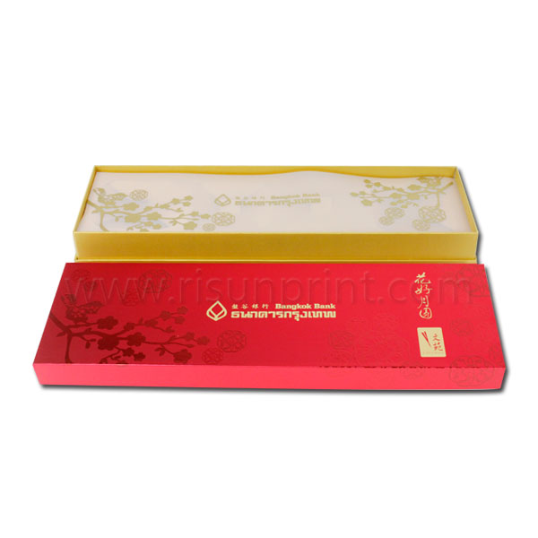 Thailand Bangkok Bank Mooncake Packaging Box