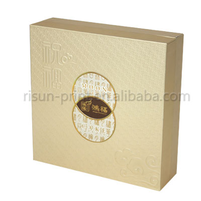 Fashion Mooncake boxes