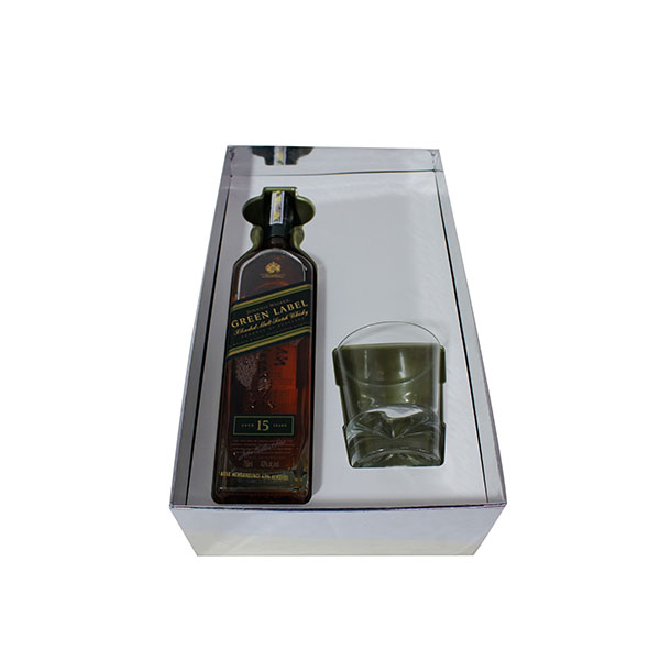 Whisky bottle box