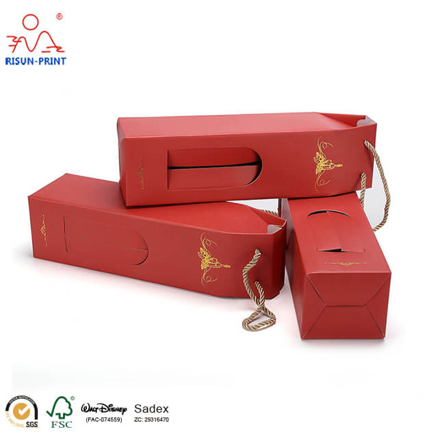 Wine Bottle Shipping Boxes