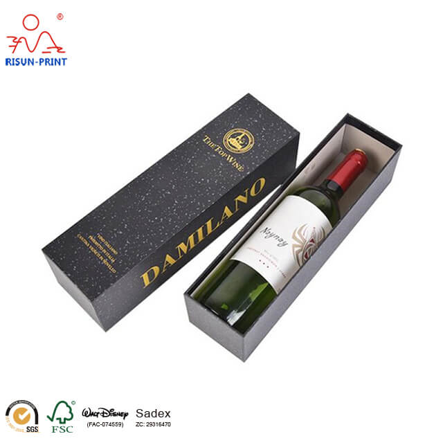 Wine Paper Box Packaging