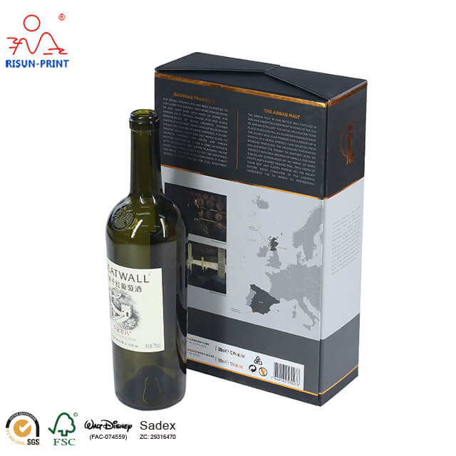 buy 2 bottle wine box