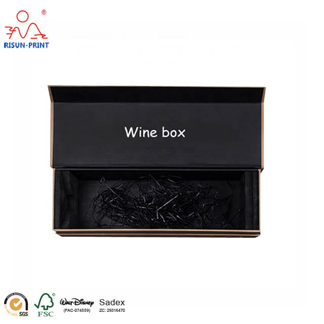 cardboard Wine box packaging