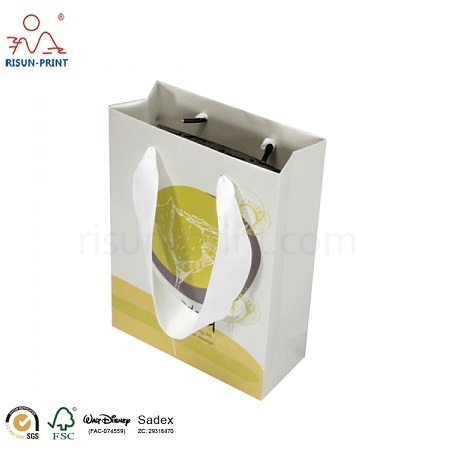 Texturing Printing Paper Packing Bag