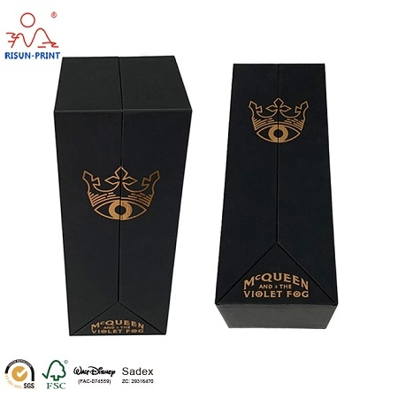 Single Wine Bottle Shipping Box