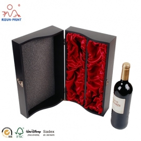 Wooden Wine Box