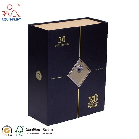 Whisky Wine Box